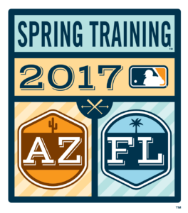 Spring Training 2017 Logo